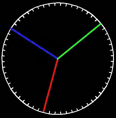 Hard Clock Puzzle