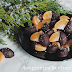 Tangerines in chocolate