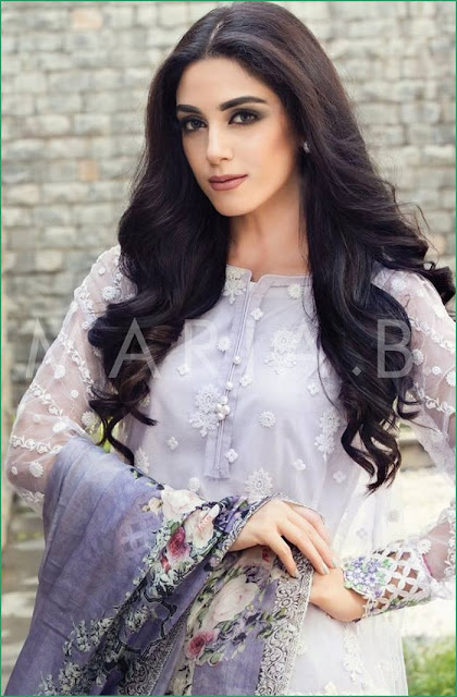 d31709e264 Maria B Eid Lawn 100 % Original Salwar Kameez Collection 2016 D-03 |  designer salwar kameez online shopping | online shopping salwar kameez | online  salwar ...
