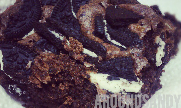 recipe brownie oreo recipe