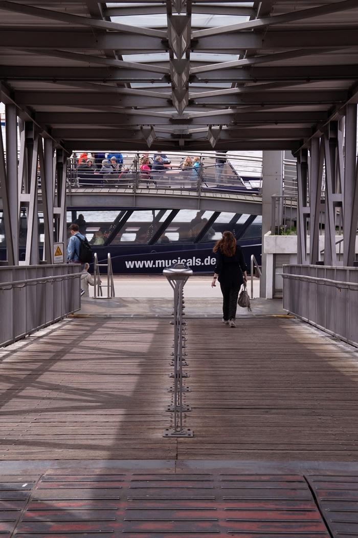 Hamburg Landungsbrücken | Tasteboykott