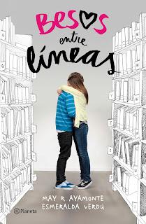 """Reseña: """"Besos entre Líneas"""", de May R. Ayamonte y Esmeralda Verdú"""