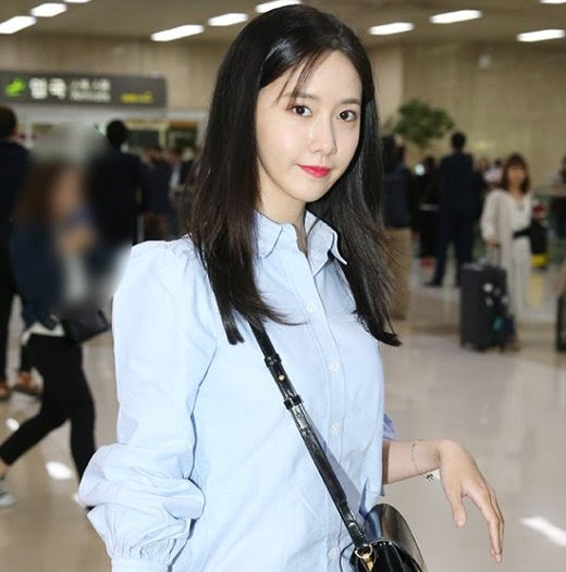 SNSD YoonA is back from her 'K2' Fan meeting in Japan