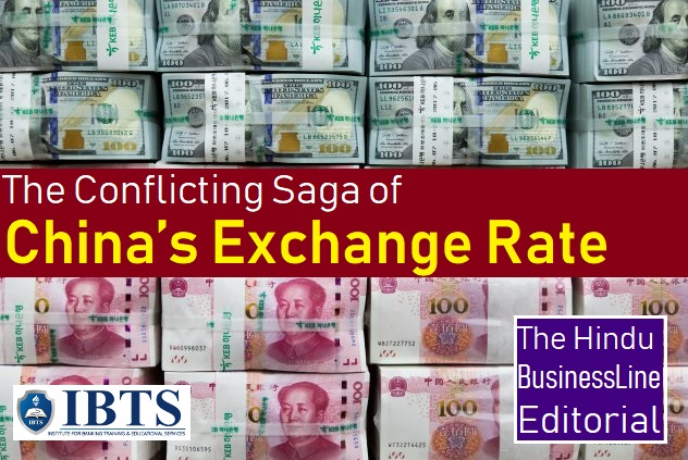 The conflicting saga of China's exchange rate: The Hindu BusinessLine Editorial