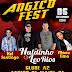 Angico Fest será realizado no dia 06 de setembro de 2018