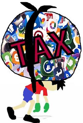 kena pajak lemes capek tax