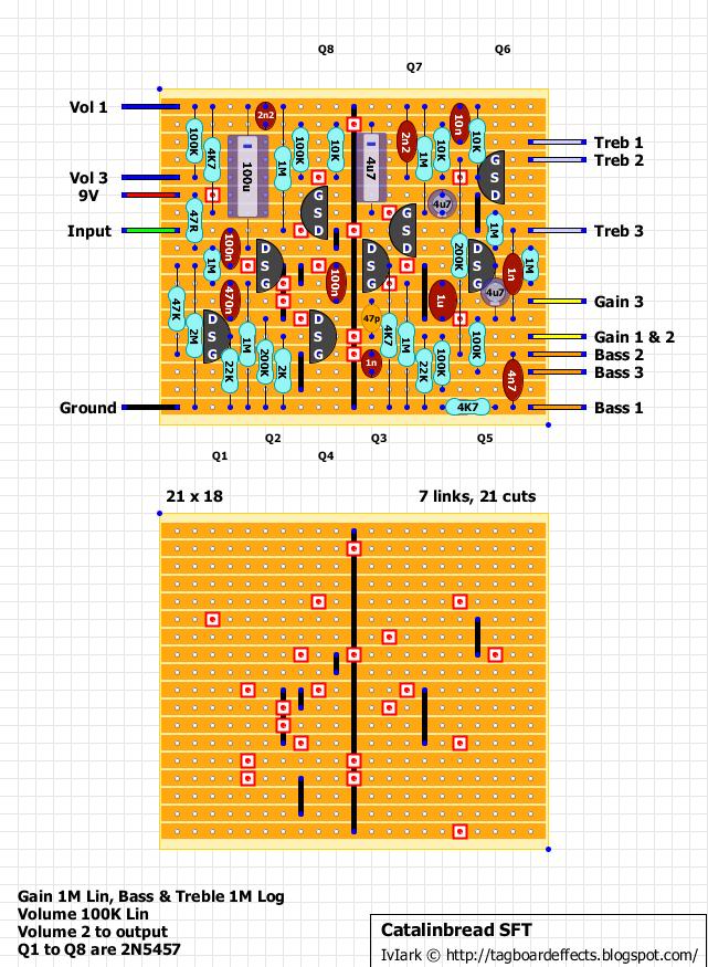 guitar fx layouts catalinbread sft. Black Bedroom Furniture Sets. Home Design Ideas