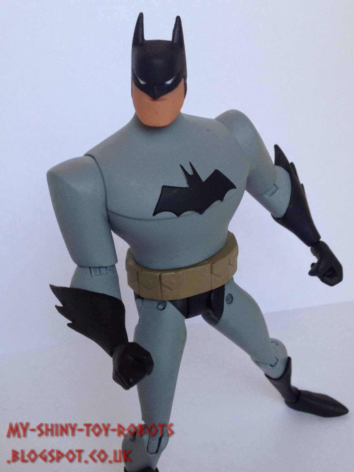 Batman sans cape