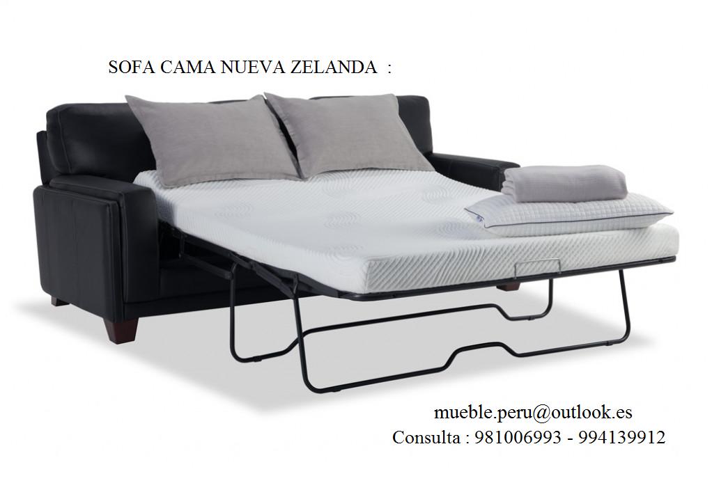 Mueble peru sakuray sofa cama nueva zelanda for Mueble divan cama