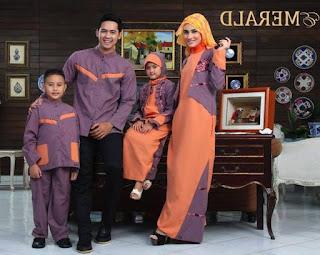 Trend Baju Muslim Keluarga