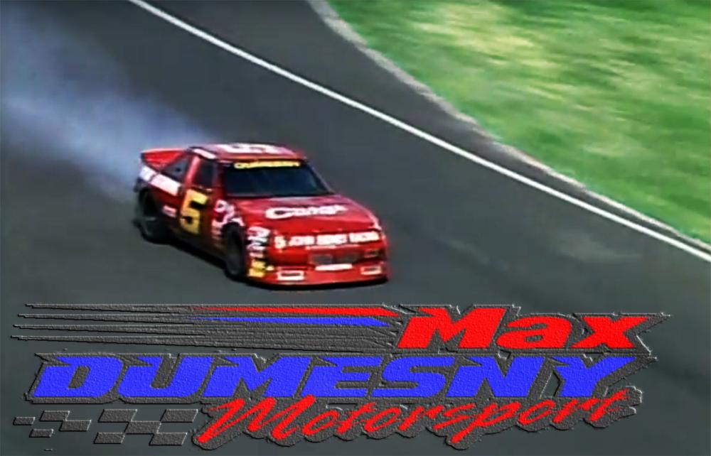 Nascar Racing Champions Blog Max Dumesny 5 Crane Cams