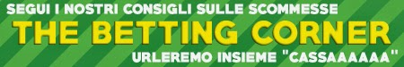 BETTING CORNER di Salvatore Iannello