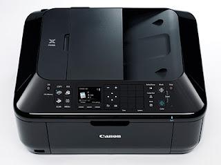 Download Printer Driver Canon Pixma MX522