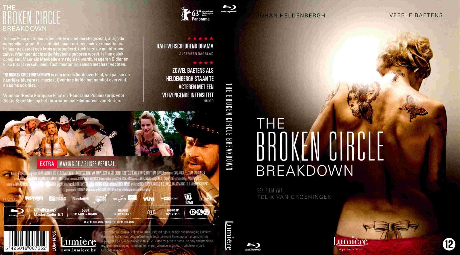Yerisan Group: The Broken Circle Breakdown 2012