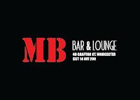 M B Lounge Worcester, MA