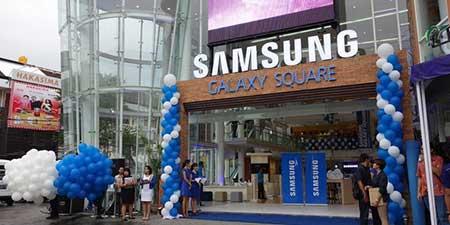 Alamat & Nomor Telepon Service Center Samsung Denpasar