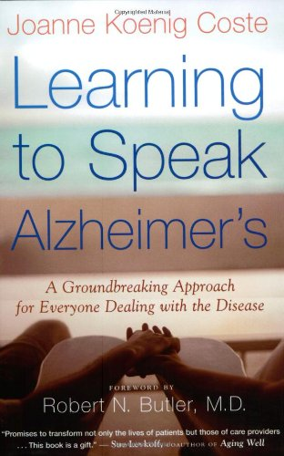 Book Cover: Learning to Speak Alzheimers