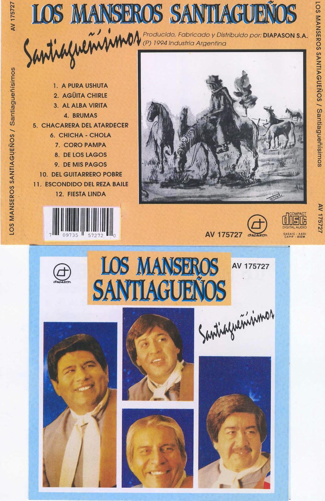 Santiagueñísimos los manseros santiagueños descargar