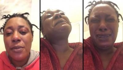yetunde oduwole crying