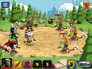 Dungeon Boss Mod Apk Unlimited Money