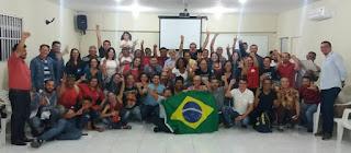 Prefeito de Picuí participou do encontro de planejamento da passagem do ex-presidente Lula pela PB
