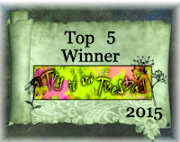 Top 5 with my Spell book Sept 2015