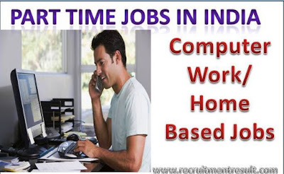 Part Time Jobs in India