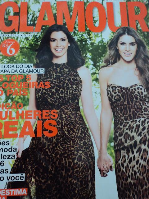 revista glamour; camila coelho; camila coutinho; blogueiras; capa de revista