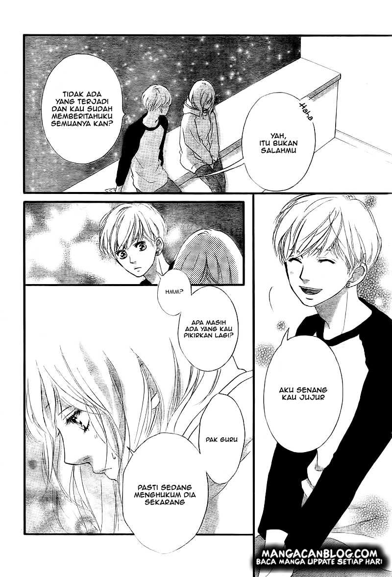 Ao Haru Ride Chapter 37-17