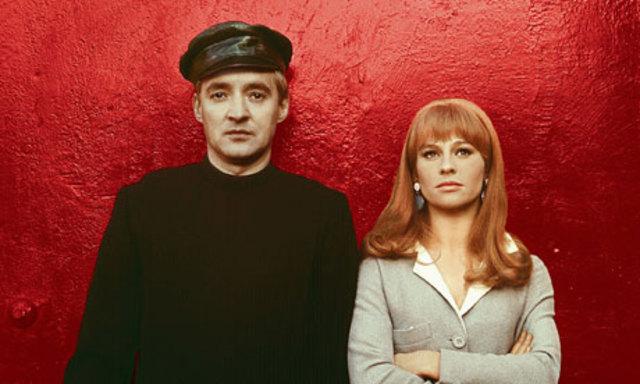 Crazy Film Guy: Fahrenheit 451 (1966)  Fahrenheit 451 Mechanical Hound Movie