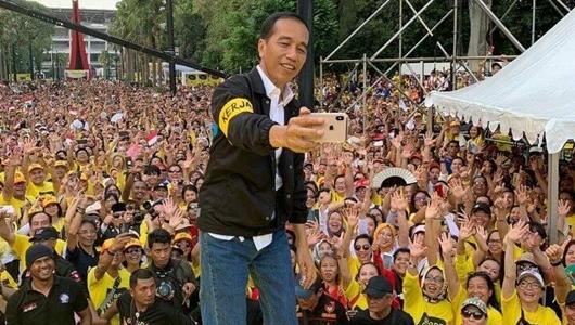 Ini Alasan Alumni UI Dukung Jokowi