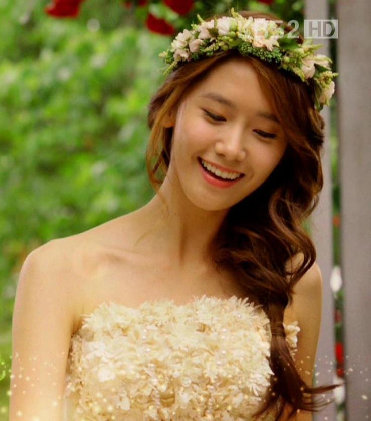 Wedding Hairstyle Korean: Story Of A Wedding Hair Of Korean Brides