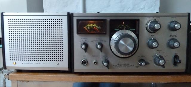 Kenwood TS-515 Antique