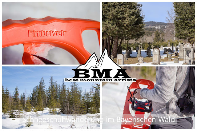 Schneeschuhe im Test Fimbulvetr Hikr - Outdoor-Blog - Best-Mountain-Artists