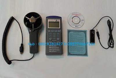 Jual AZ 9671 Anemometer Datalogger