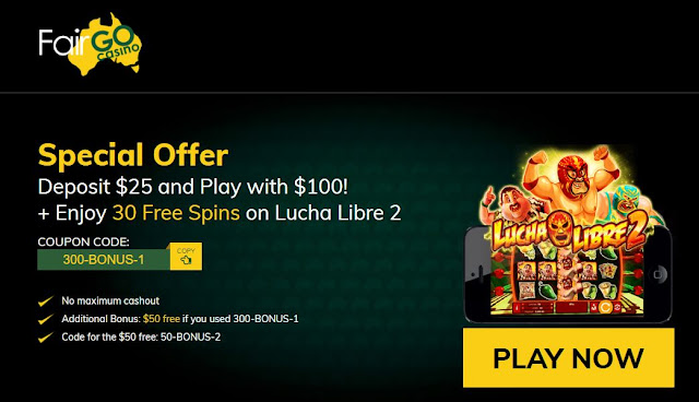 Casino bonus USA: Fair Go Casino Bonus Codes  USA and Australia