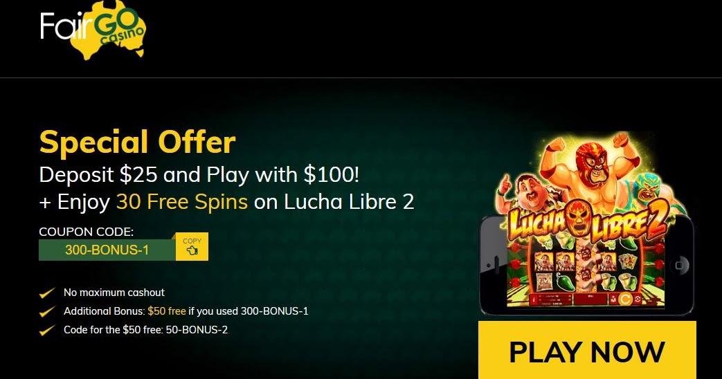 Casino bonus USA: Fair Go Casino Bonus Codes  USA and Australia