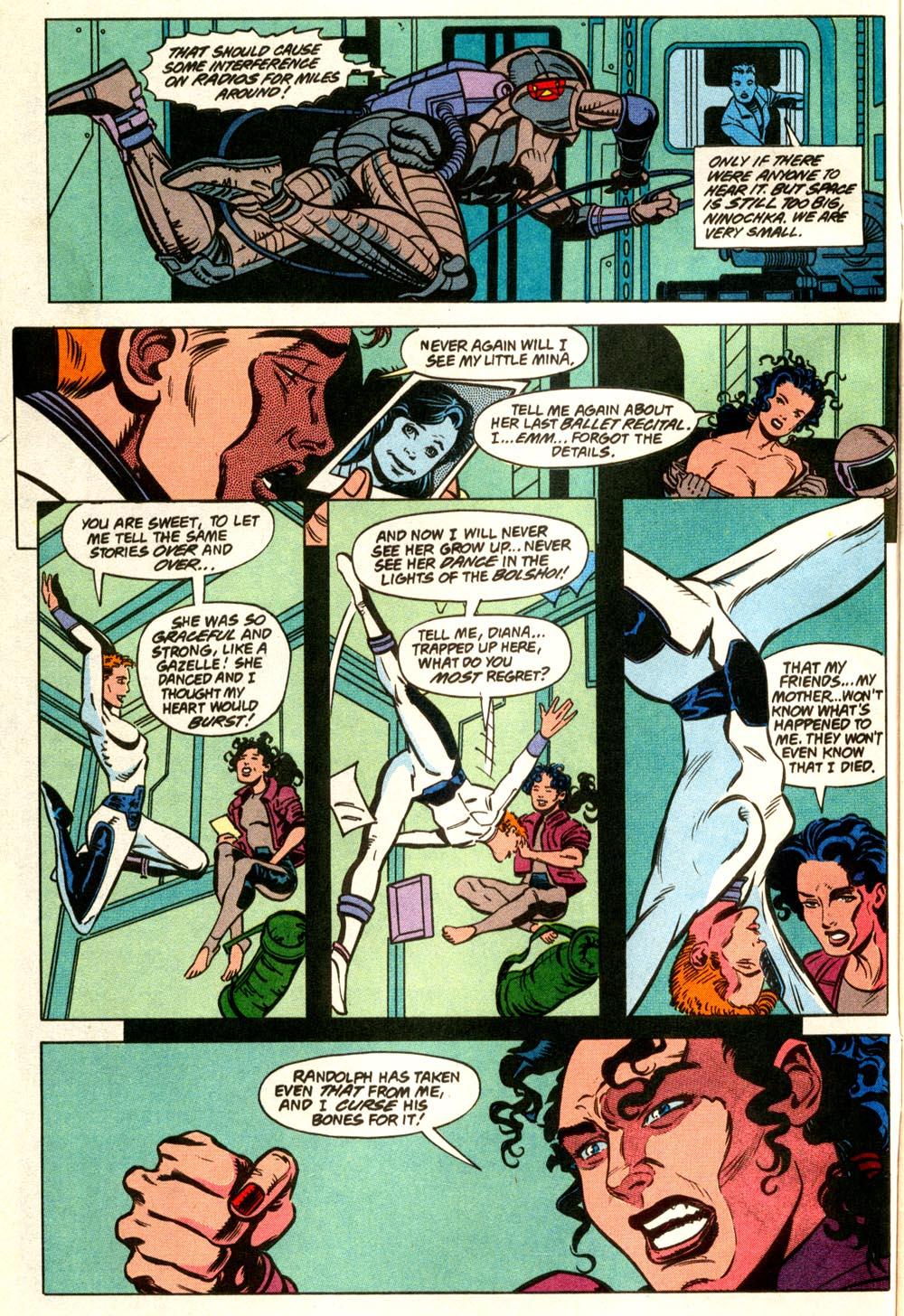 Read online Wonder Woman (1987) comic -  Issue #67 - 6