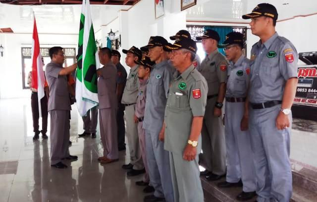 Pengurus Wilayah RAPI Lampung Barat Dilantik
