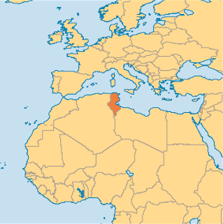Canada Stock Journal Auctions Of Zine El Abidine Ben Ali Of Tunisia - Tunisia map africa