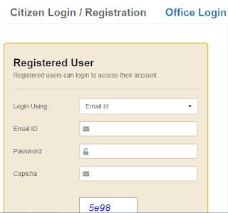 How to Apply For Non-Creamy layer Certificate @ www.digitalgujarat.gov.in