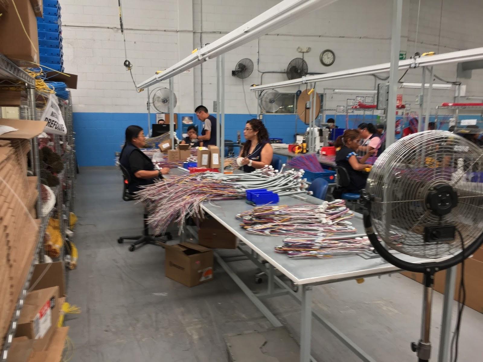wire harness manufacturing facility mexico mea vita carpe diem tijuana manufacturing for kickstater #2