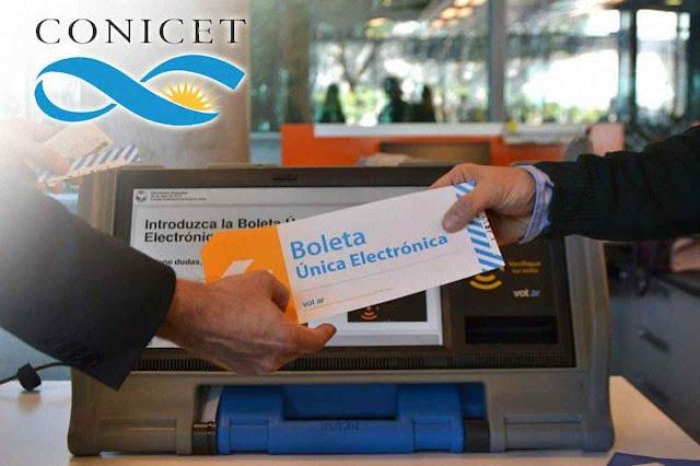 Órgão científico argentino desabona voto electrônico