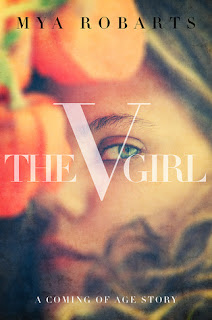 V Girl, Mya Robarts, Book Review, InToriLex