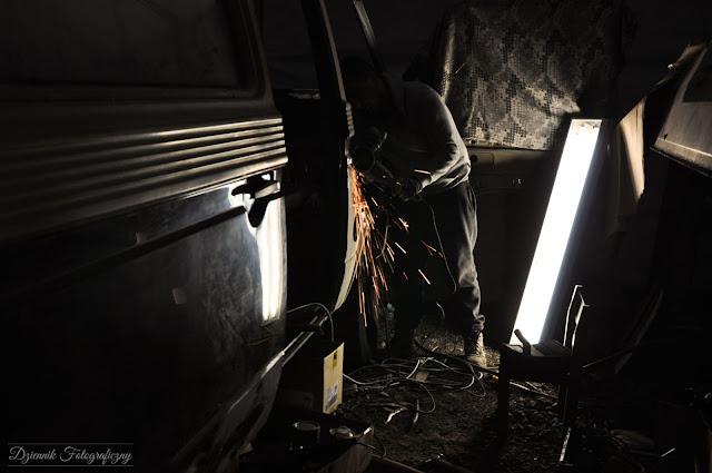 Renowacja busa w obiektywie #3