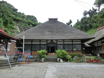 真鶴・瀧門寺