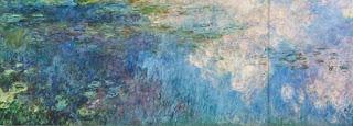 Nymphéas, panneau C II - Claude Monet