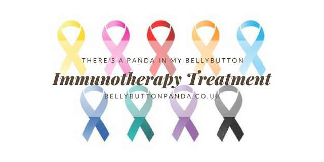 Immunotherapy Treatment - Pembrolizumab, www.bellybuttonpanda.co.uk
