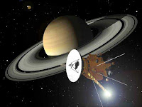 weekend starview: cassini at saturn
