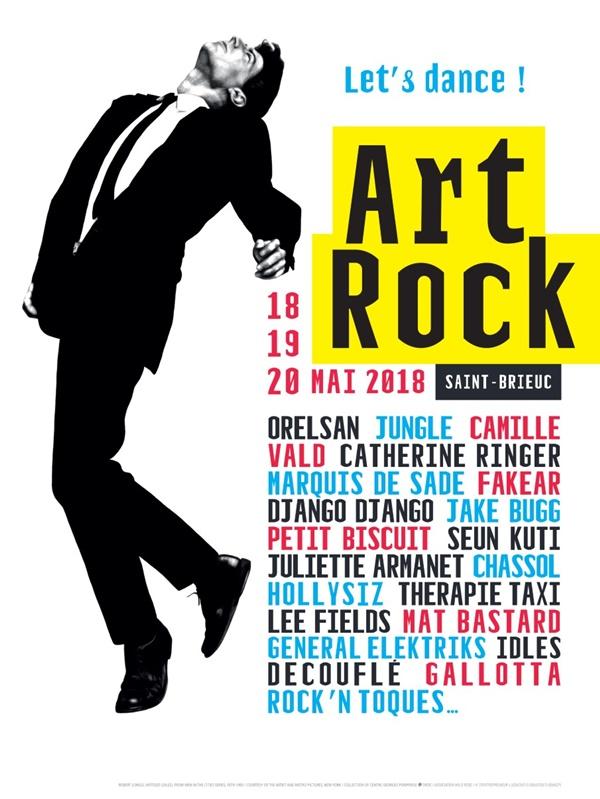 {Festival} Art Rock 2018